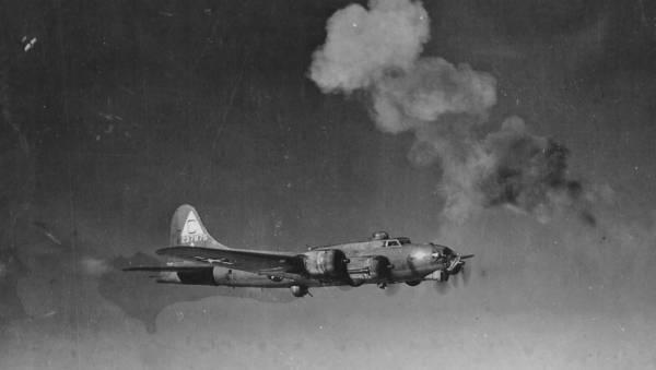 B-17 #42-37875 / Empress of D Street aka Flying Bison