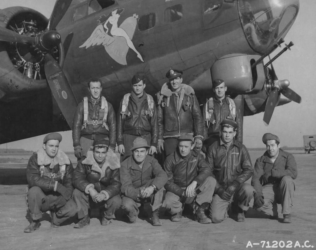 B-17 #42-37880 / Liberty Bell-E