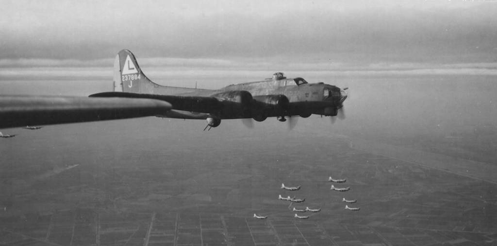 B-17 #42-37884