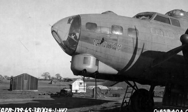 B-17 #42-39797 / Nancy-M