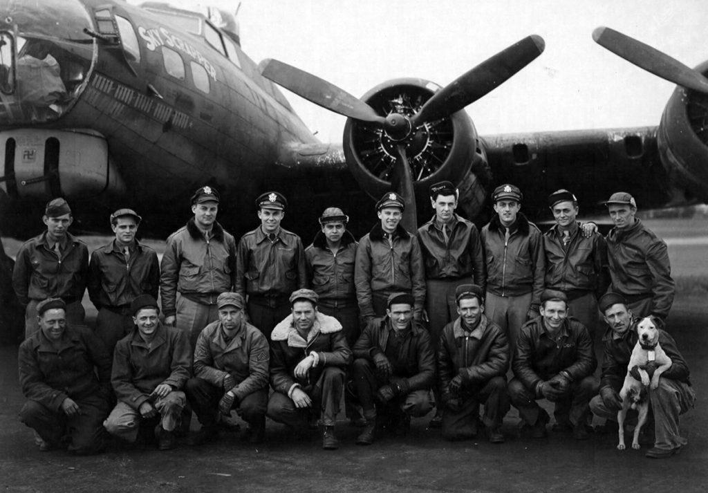 B-17G #42-39958 / Sky Scrapper