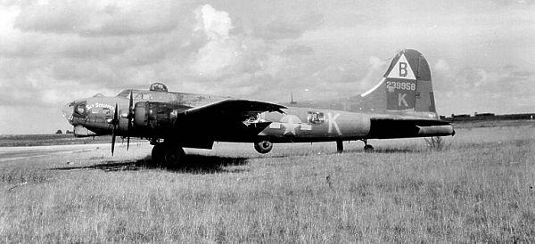 B-17 #42-39958 / Sky Scrapper