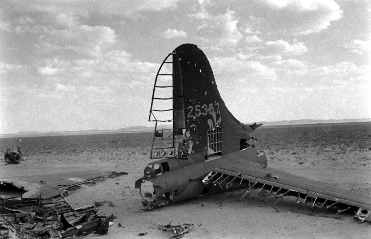 B-17 #42-5357
