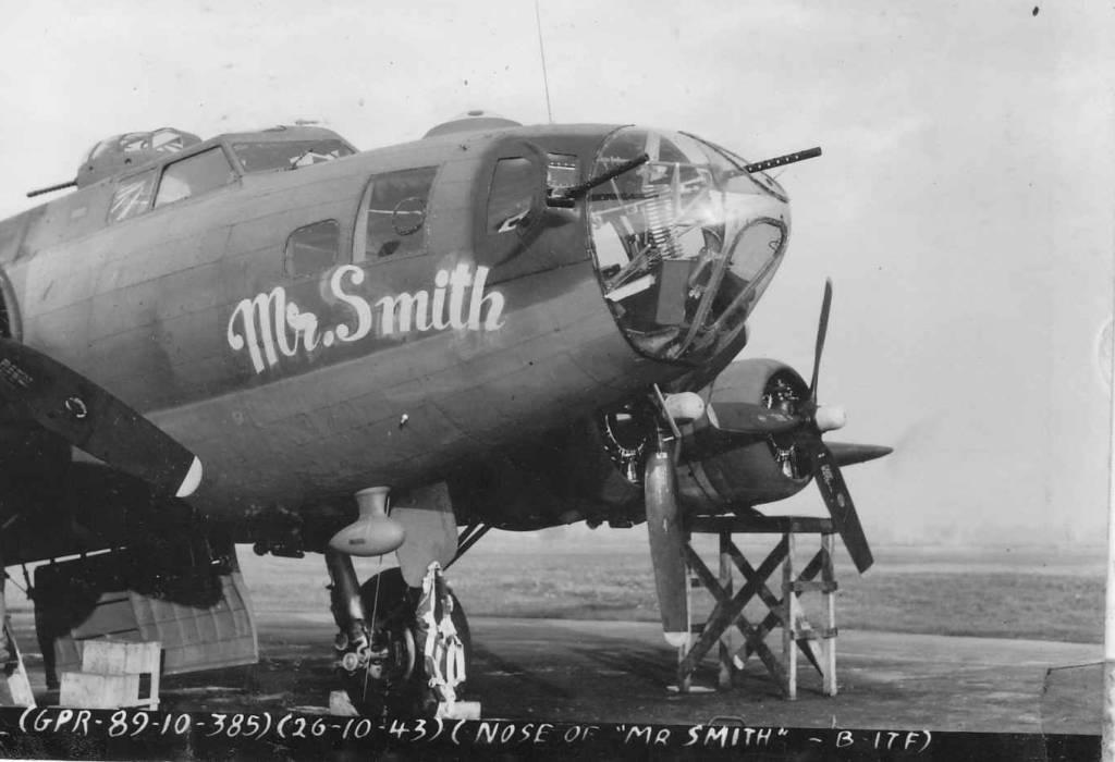 B-17 #42-5985 / Mr. Smith