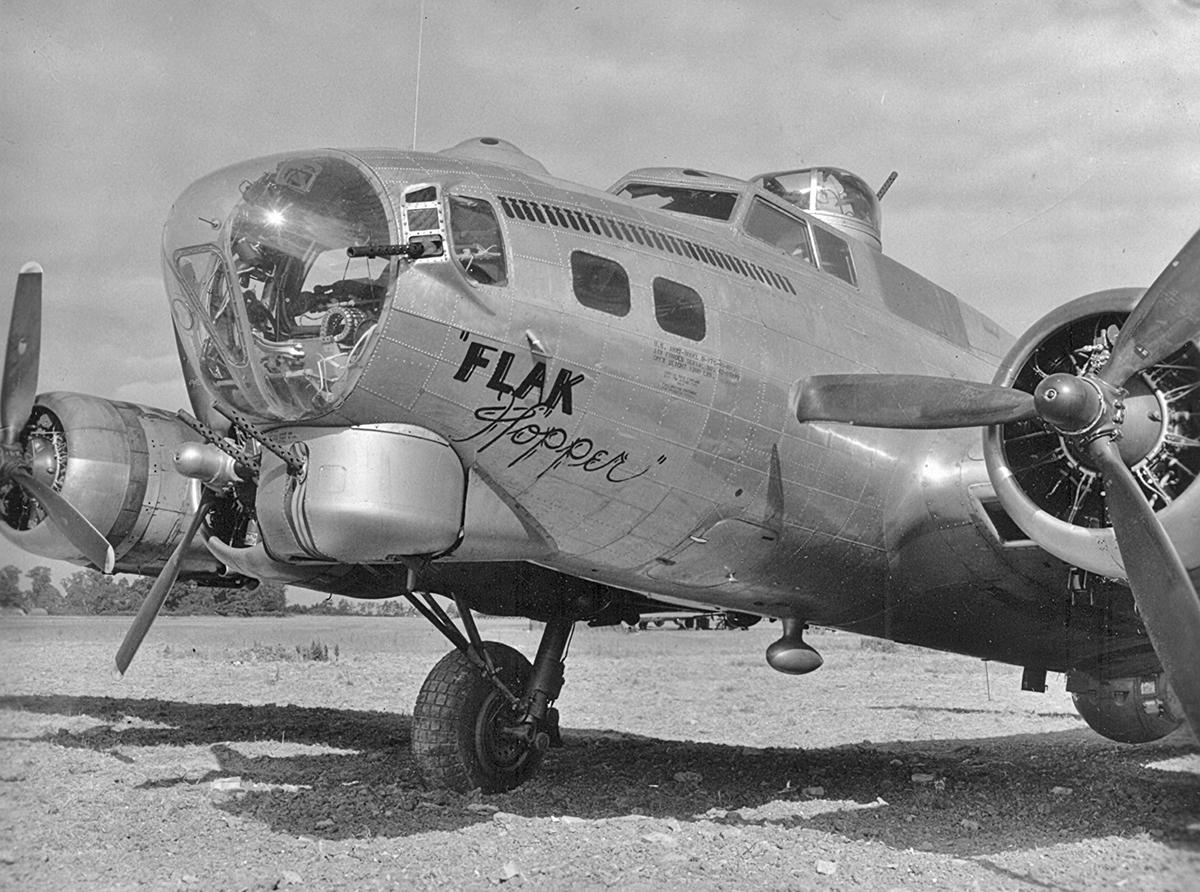 B-17 #42-97139 / Flak Hopper
