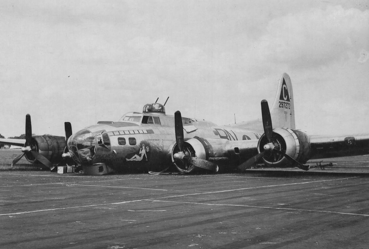 B-17 #42-97272 / Duchess' Daughter