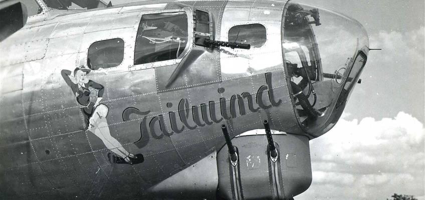 Boeing B-17 #42-97368 / Tailwind