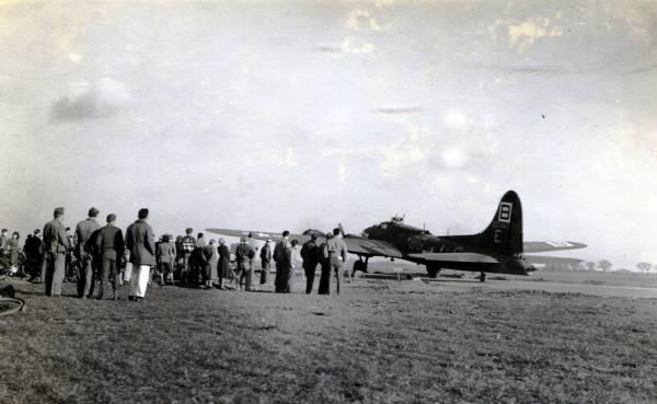 B-17 #42-97447