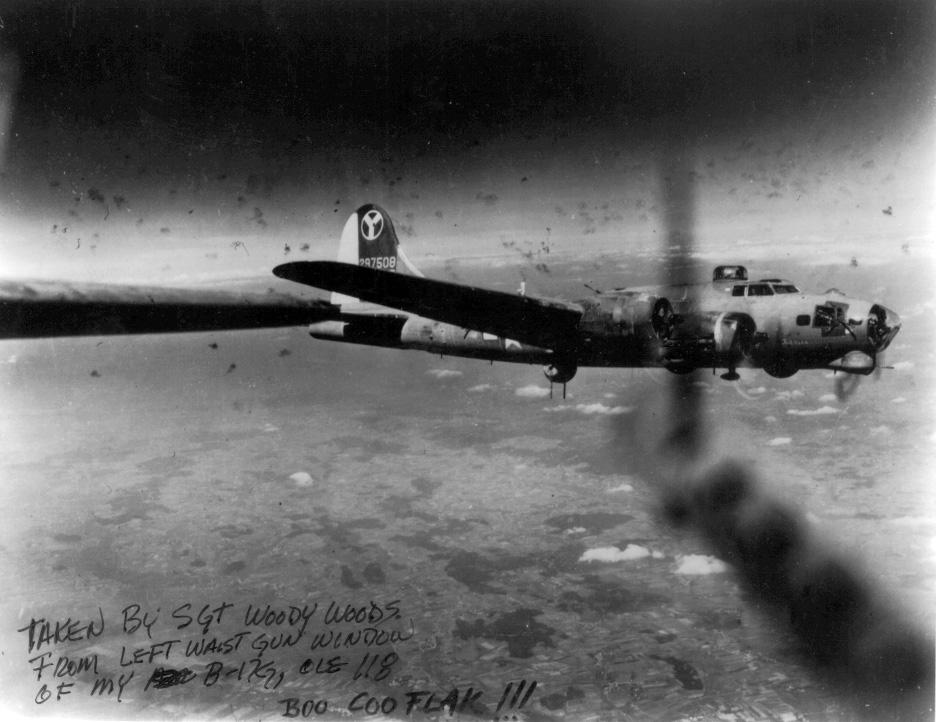 B-17 #42-97508 / Juanita