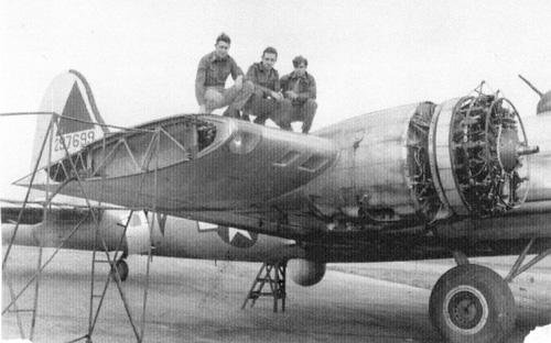 B-17 #42-97699