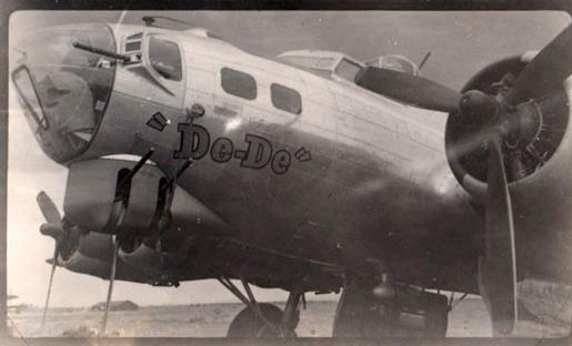 B-17 #42-97705 / Dede