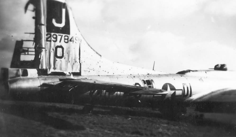 B-17 #42-97849 / Liberty Belle