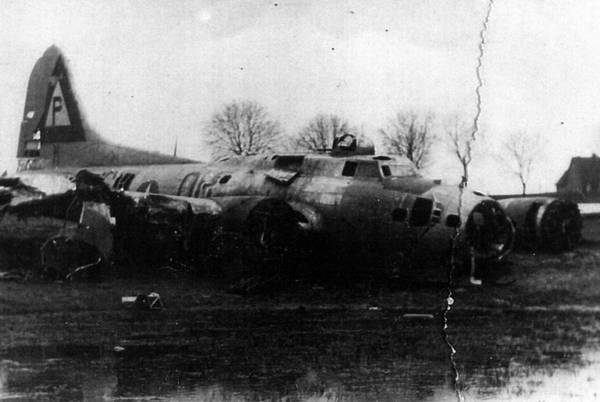 B-17 #42-97960