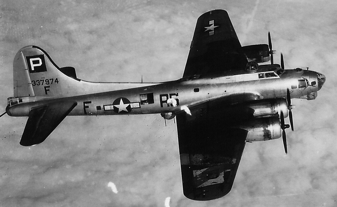 B-17 #43-37974 / The Big Drip Jr.