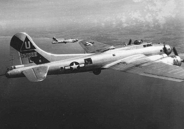 B-17 #43-38881