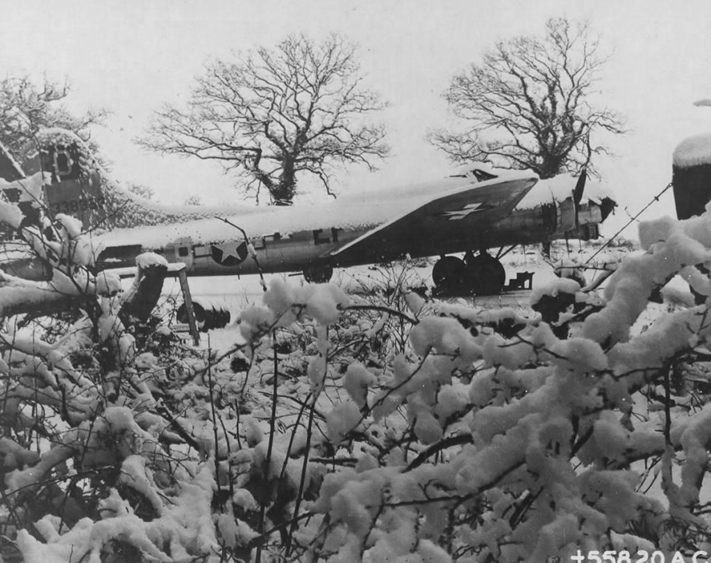 B-17 #43-38963