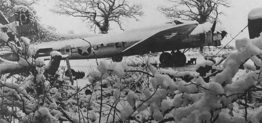 Boeing B-17 #43-38963