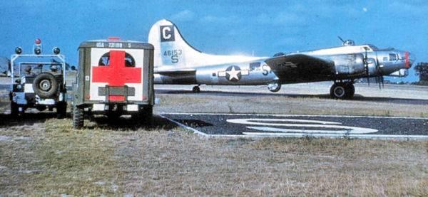B-17 #44-6153