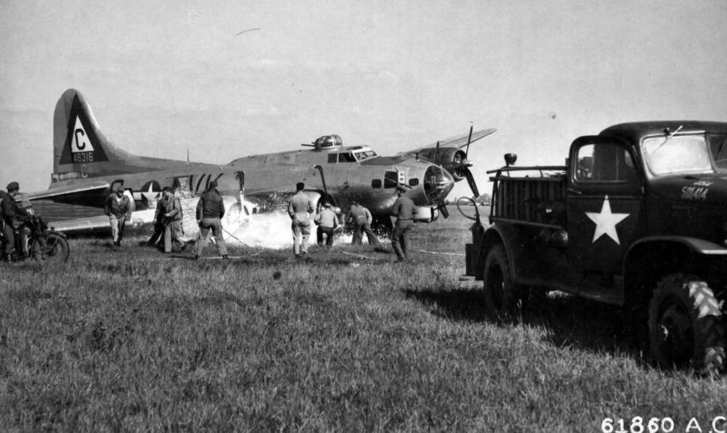 B-17 #44-6316