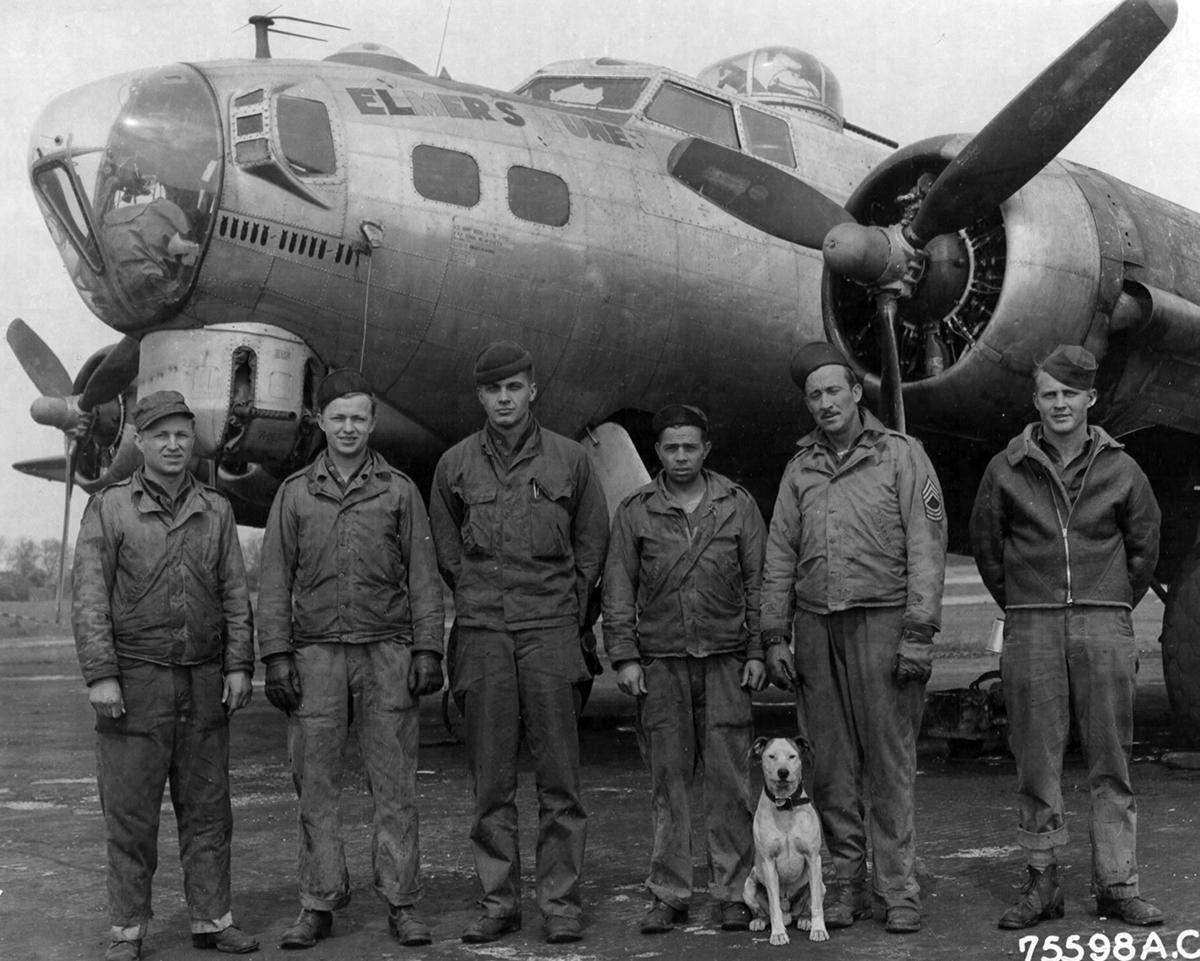 B-17 #44-6471 / Elmer's Tune