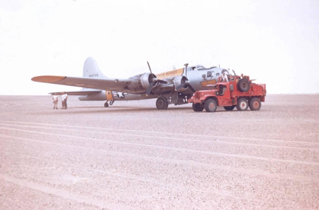 B-17 #44-85746