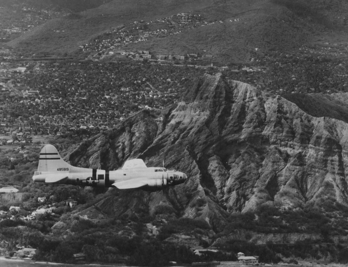 B-17 #44-85819