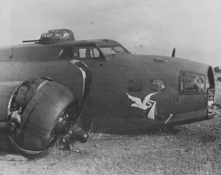 B-17 #41-24347 / Doc Stork