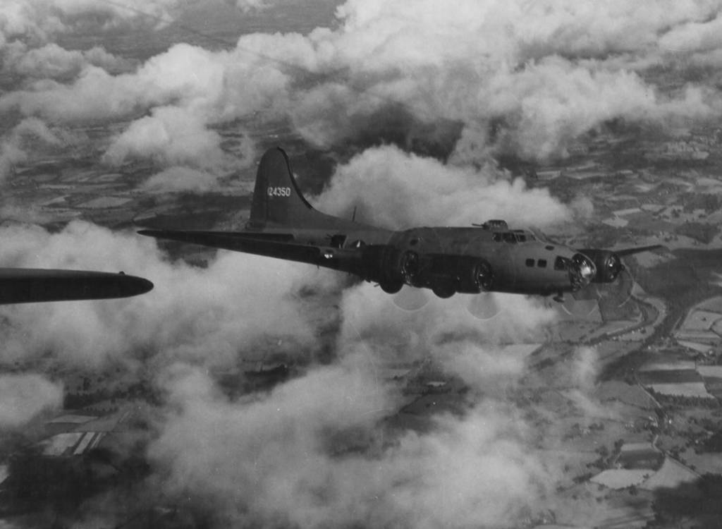 B-17 #41-24350 / Dumbo