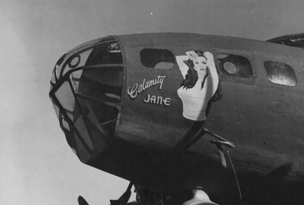 B-17 #41-2440 / Calamity Jane