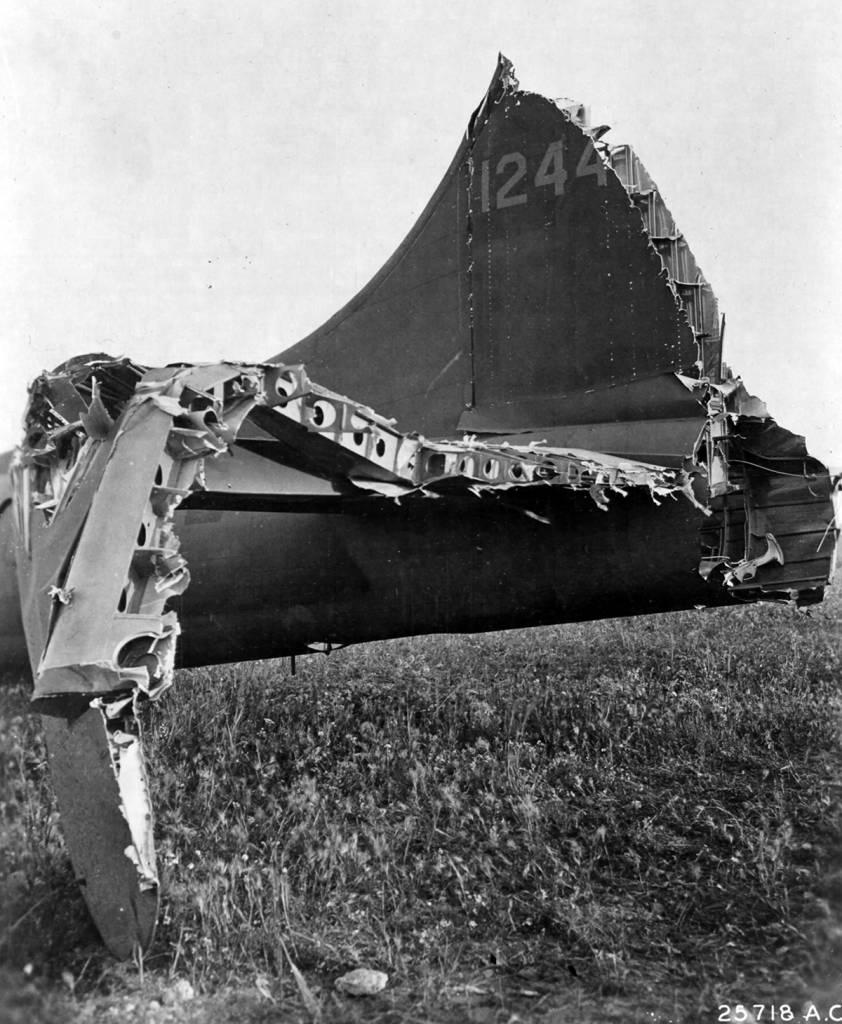 B-17 #41-24415 / Yankee Doodle II
