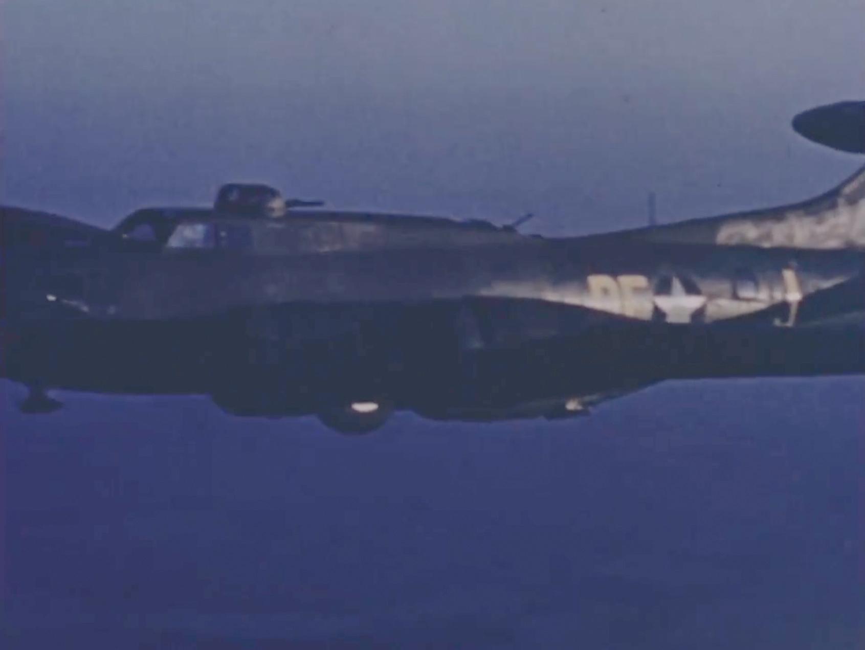 B-17 #41-24464 / Excalibur