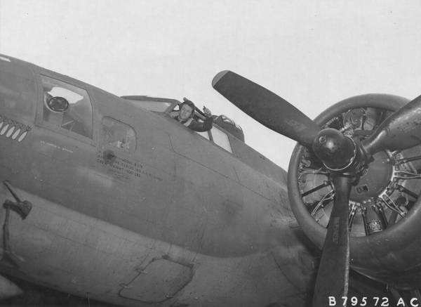 B-17 #41-24466