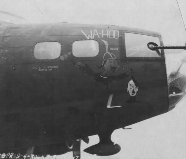 B-17 #41-24468 / Wa-Hoo