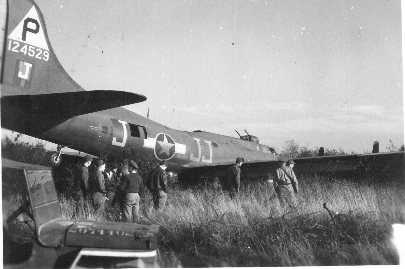 B-17 #41-24529