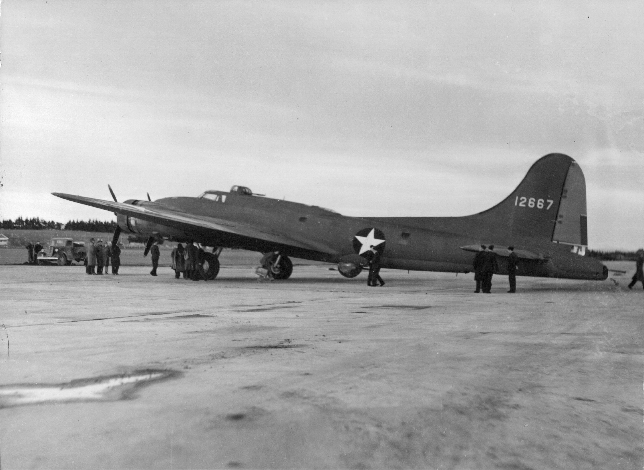 B-17 #41-2667 / Texas Tornado