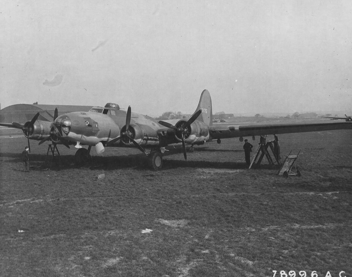 B-17 #41-9175