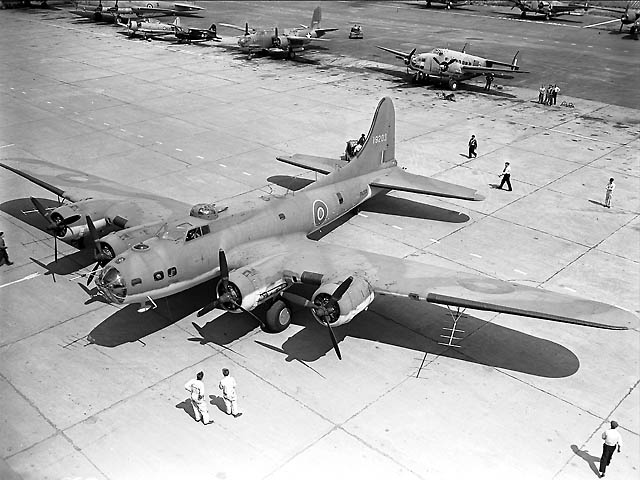 B-17 #41-9203