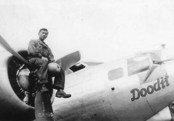B-17 #42-102596 / Doodit