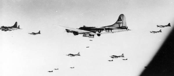 B-17 #42-102597 / Stinker