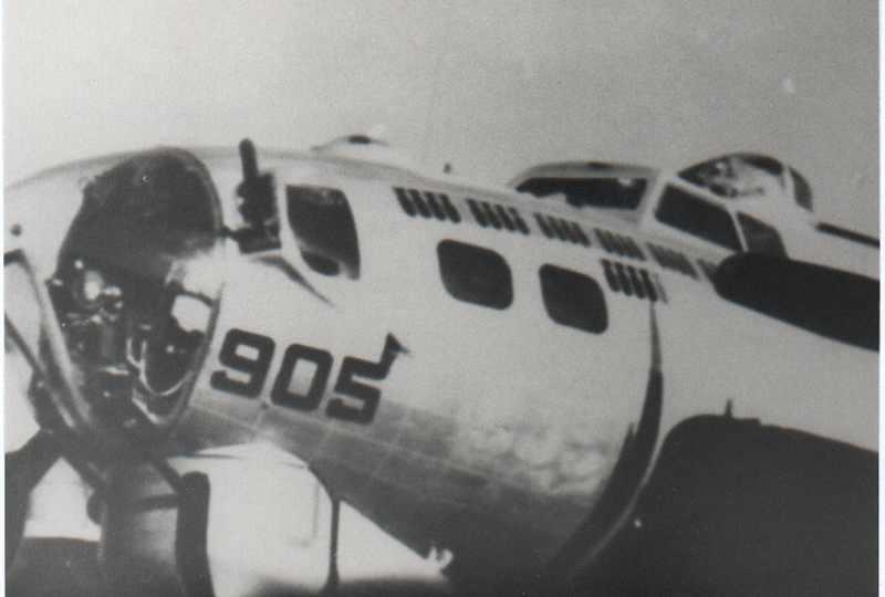 B-17 #42-102905