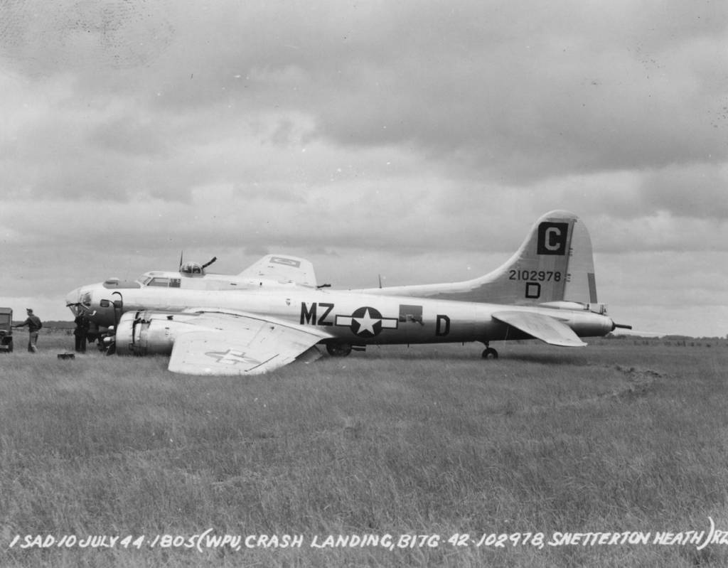 B-17 #42-102978