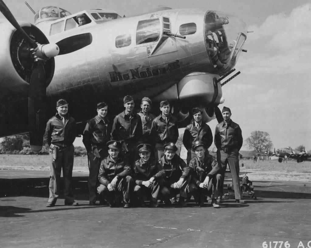 B-17 #42-107036 / Big Noise II