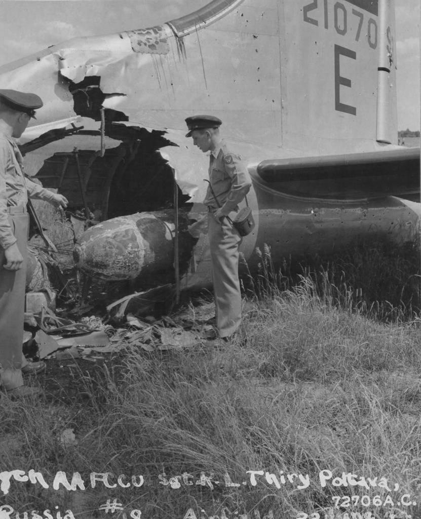B-17 #42-107093