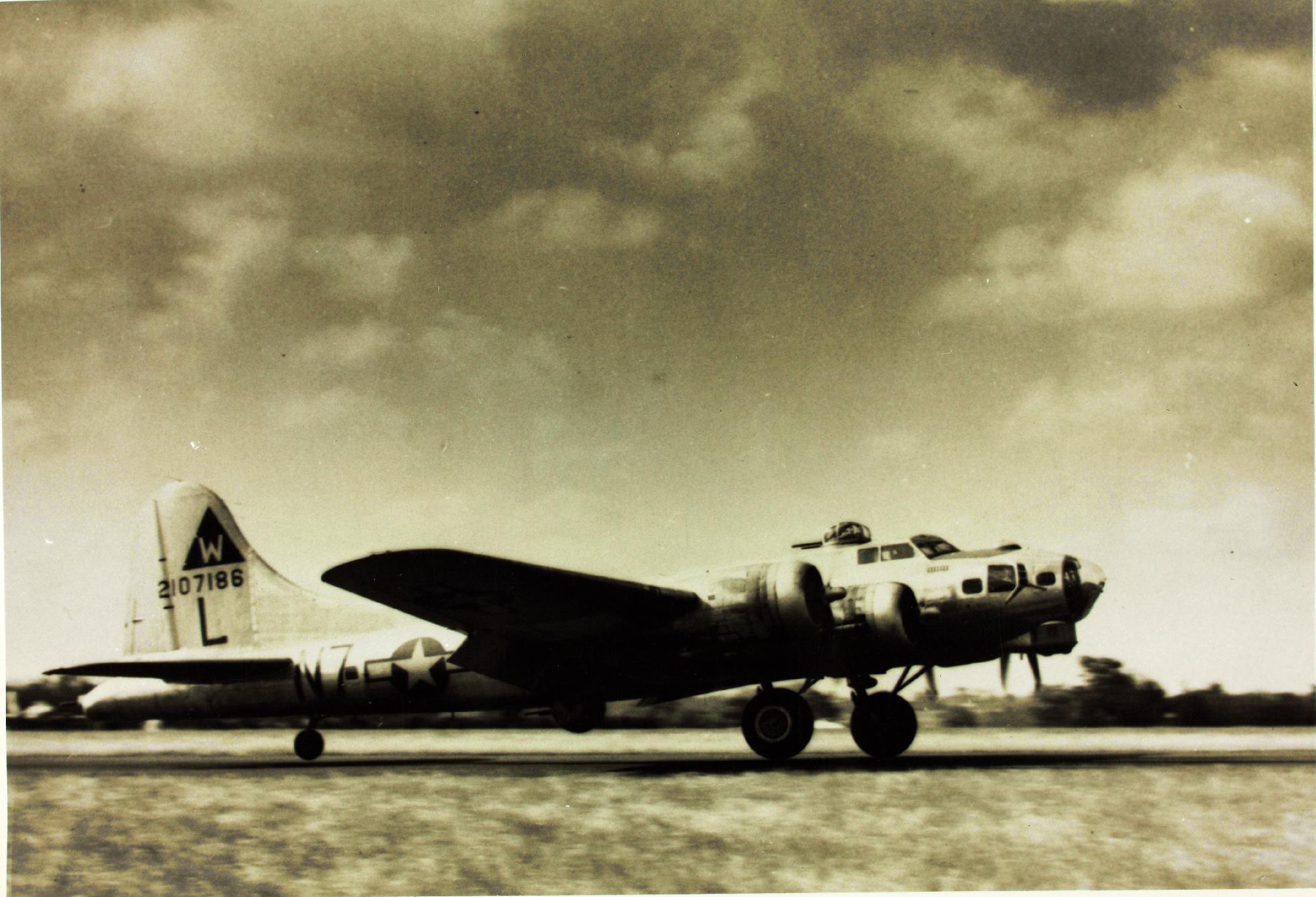B-17 #42-107186