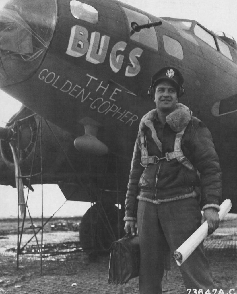 B-17F 42-29526 / Bugs
