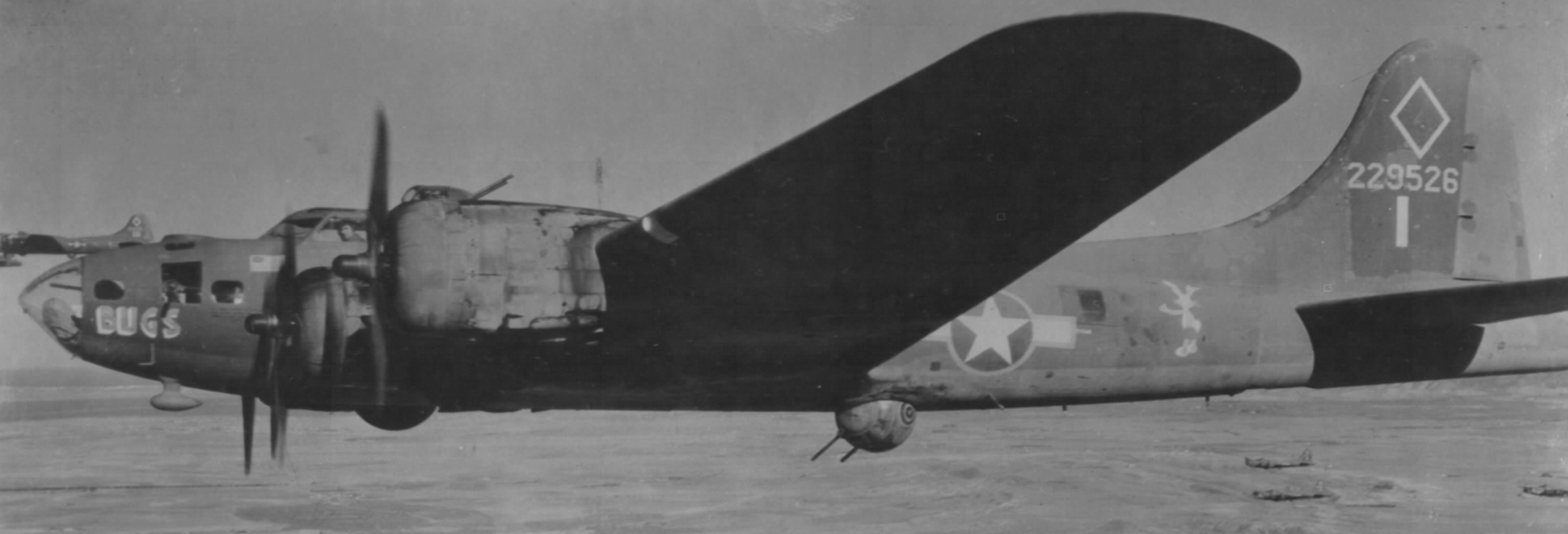B-17 #42-29526 / Bugs