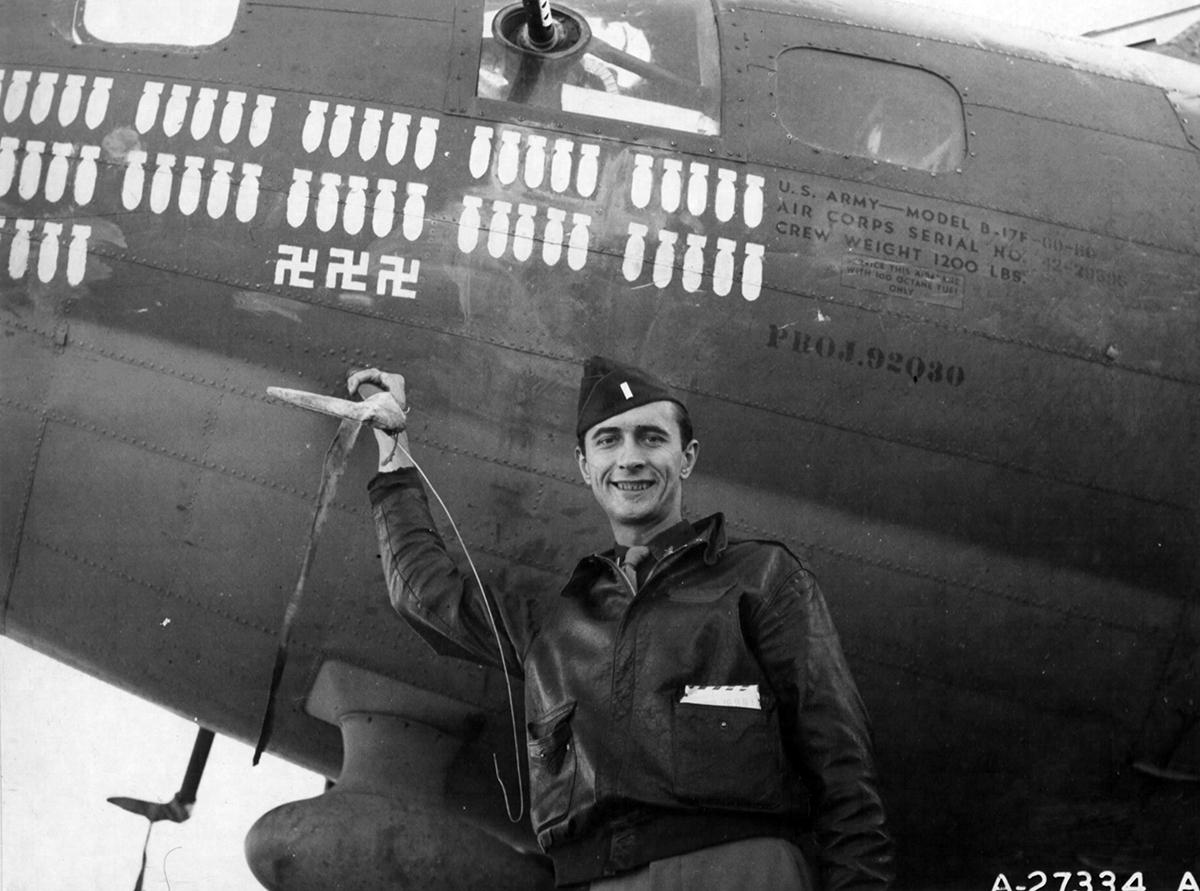 B-17 #42-29595 / Tadlur