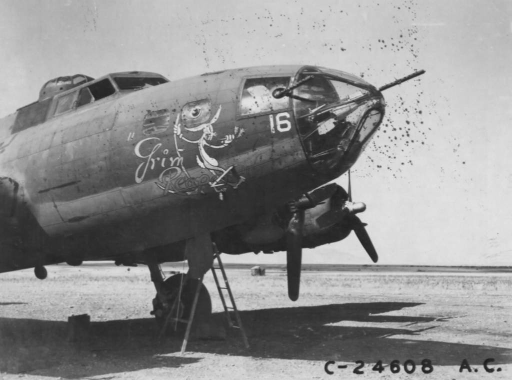 B-17 #42-2979