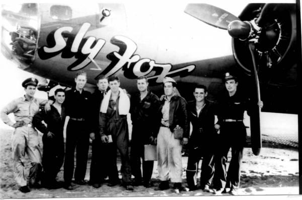 B-17 #42-30278 / Sly Fox