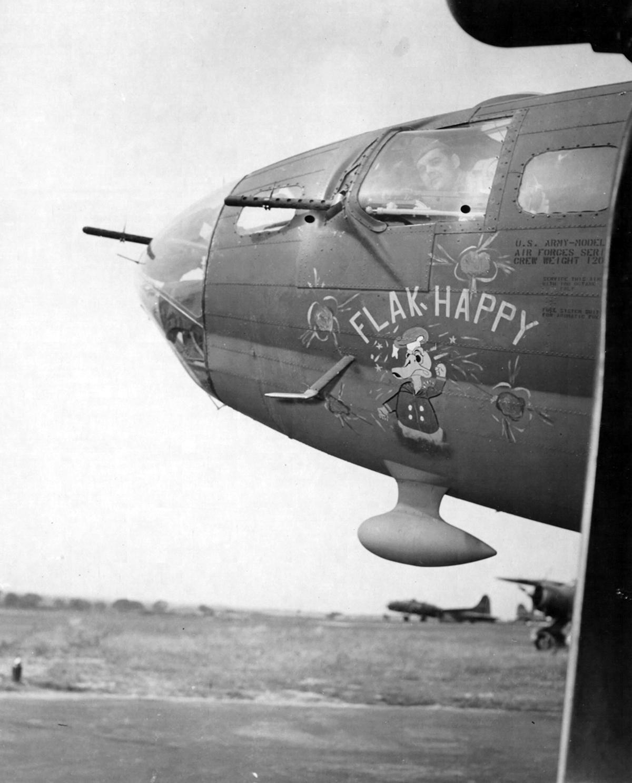 B-17 #42-30367 / Flak Happy